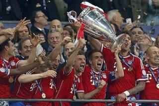 El Bayern Múnich gana la Liga de Campeones tras vencer al Borussia Dortmund (1-2)