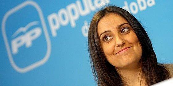 """Beatriz Jurado: """"Fátima Báñez es el hada madrina de los jóvenes"""""""