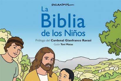 La Biblia de los niños en cómic