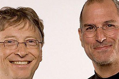 Lo que Steve Jobs pensaba de Bill Gates y viceversa
