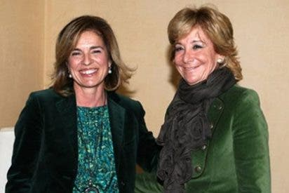 El PP descarta a Ana Botella como candidata en 2015, ¿será Esperanza Aguirre su relevo?
