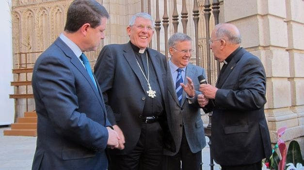 """El arzobispo de Toledo reconoce que son muchos los que """"abandonan"""" la misa dominical"""