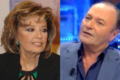 """La guerra abierta (y sucia) entre Amador Mohedano y Mª Teresa Campos: """"¡Me ha llamado casi asesino!"""""""