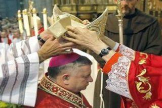 Fray Rodríguez Carballo, consagrado arzobispo en Compostela