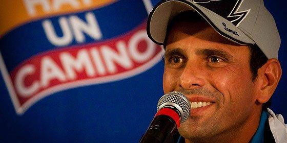 """Henrique Capriles: """"Hay 191.532 muertos que votaro en las elecciones venezolanas"""""""