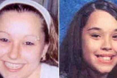 Encontradas con vida tres jóvenes, diez años después de su secuestro