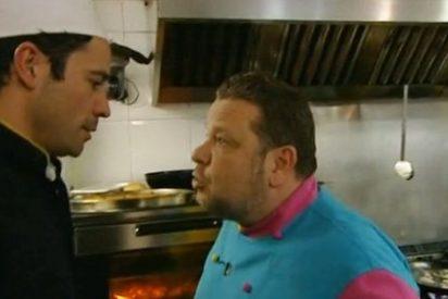 Chicote se enfrenta al drama del desahucio con el capítulo más triste de 'Pesadilla en la Cocina'