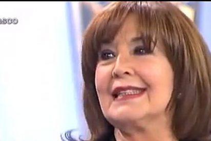 """[Video] Concha Velasco: """"Sufrí escraches por apoyar al presidente Zapatero"""""""