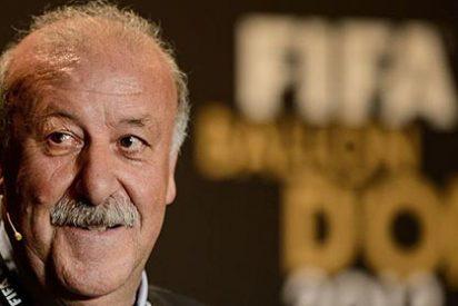 Vicente del Bosque da la sorpresa y convoca a 26 para la Copa Confederaciones