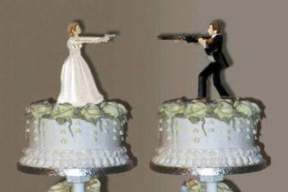 Cada vez nos llevamos peor: Baleares registra nueve rupturas matrimoniales al día