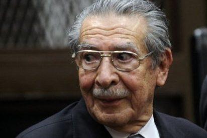 80 años de prisión por genocidio para el exdictador de Guatemala Ríos Montt