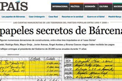 Del Rivero dice que El País le ofreció sacarle de los papeles de Bárcenas si hablaba