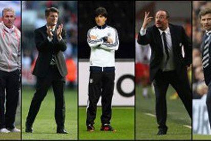 Las alternativas por si falla Ancelotti: Heynckes, Villas Boas, Low, Benítez o Laudrup