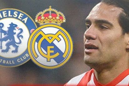 Falcao tiene una cláusula en su contrato con el Mónaco para ir al Real Madrid o al Chelsea