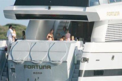 Llenar el depósito del 'Fortuna' nos costaba a los españoles la mareante cifra de 25.000 €