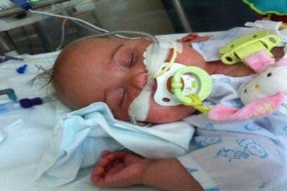 Se busca ayuda para poder salvarle la vida a una bebé que necesita ser operada en EEUU