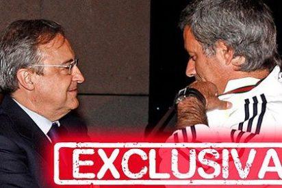 Florentino Pérez dará la cara esta semana por Mourinho y explicará su marcha