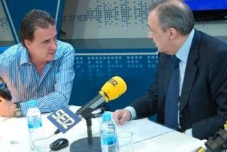 """Florentino Pérez reconoce a micro abierto lo que muchos sospechaban de él: """"Me gusta más hablar con la prensa en privado que en público"""""""