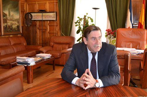 El Alcalde de Talavera ha sufrido una angina de pecho