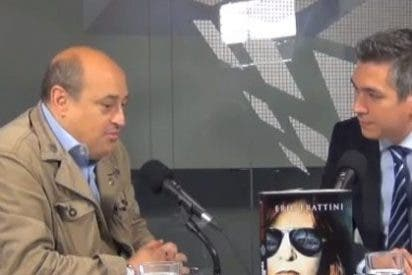 """Eric Frattini: """"Hay un nuevo terrorismo bautizado como 'Nike, Just do it', es decir, sólo hazlo"""""""