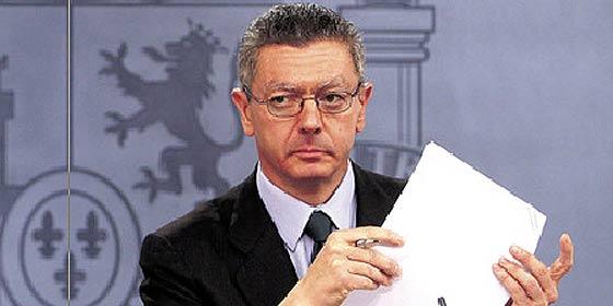 """Gallardón pide """"lealtad"""" a la Generalitat y al Parlament catalán"""