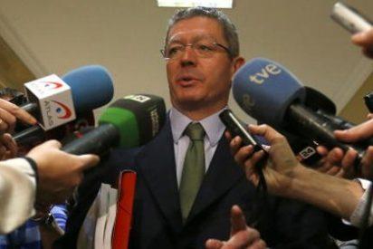 Gallardón anuncia una mordaza a los medios ¡en la sede de la Asociación de la Prensa de Madrid!