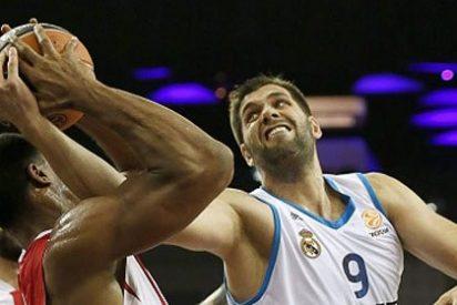 El Olympiacos rompe a 'palos' el sueño de la Novena para el Real Madrid