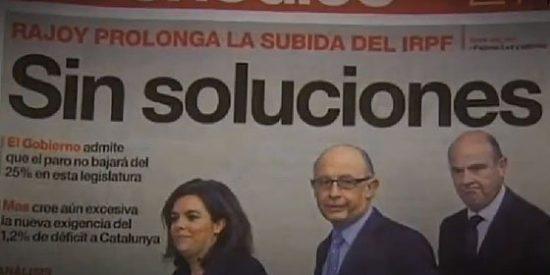 Las Juventudes Socialistas lanzan un vídeo contra Rajoy: #DondeVivesMariano