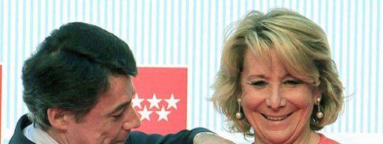 """Esperanza Aguirre: """"Hay que reducir, privatizar o suprimir parte del sector público"""""""