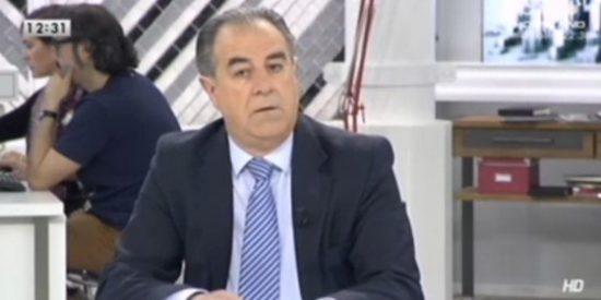 """Graciano Palomo: """"O el PP salía del euro o no pagaba la deuda. Era volver al corralito pero al de las gallinas"""""""
