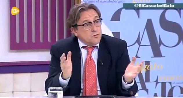 """Hermann Tertsch: """"El Gobierno se ha saltado sus propias reglas para salvar de la quiebra a laSexta, que es un medio golpista que está en contra de la democracia"""""""