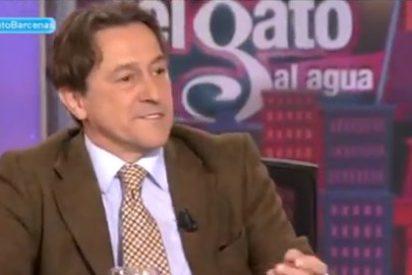 """Hermann Tertsch: """"Sánchez Gordillo es un delincuente más que ha visto cómo el delito y su apología ya le lanzan de nuevo a la gloria televisiva"""""""