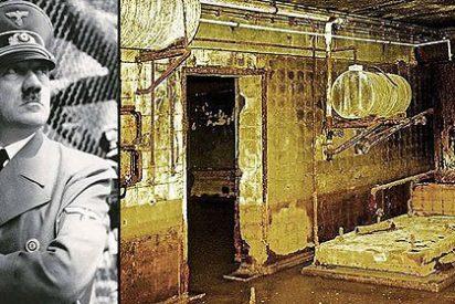 Así era el búnker secreto donde se suicidó Adolf Hitler