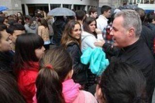 """Iceta agradece a los mayores que sean """"el colchón"""" de la familia en la crisis"""