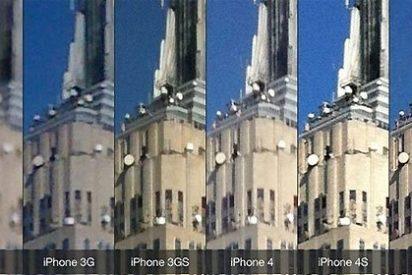 Cuando una imagen vale más que mil palabras: Así ha evolucionado la cámara en las seis versiones del iPhone