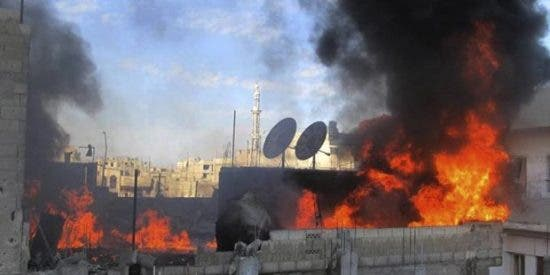 Israel bombardea instalaciones militares en Damasco por segunda noche consecutiva