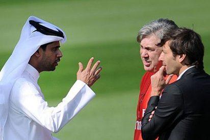 A Leonardo le caen nueve meses de sanción por empujar a un árbitro y aleja a Ancelotti del Real Madrid