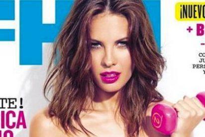 Por fin, Jessica Bueno se desata y muestra todo lo 'bueno' que tiene para la revista FHM