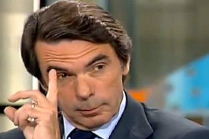 """""""Aznar no quiere volver, solo joder"""""""