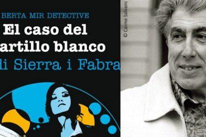 La detective Berta Mir se ve envuelta en una guerra de bandas de tráfico de drogas químicas en la cuarta entrega de Jordi Sierra i Fabra