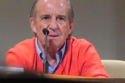 """[VÍDEO REPORTAJE] José María García: """"Antonio Herrero era un periodista plural, el señor Losantos, mi amigo, no lo es"""""""