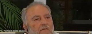 """Julio Anguita: """"Al Rey se le paga un tren y se le pone en la frontera"""""""