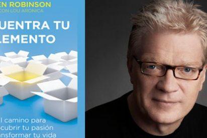 """Ken Robinson presenta la esperada guía que responde a preguntas como """"¿Cuáles son mis talentos y mis pasiones?"""""""
