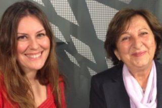 """Claudette Habbesch: """"Los palestinos nos consideramos las piedras vivas, la Iglesia viva de Tierra Santa"""""""