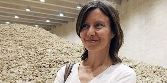 Una montaña de escombros, la aportación española a la Bienal de Venecia