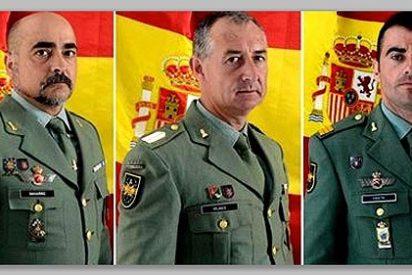 Mueren tres suboficiales en una explosión en una base de la Legión