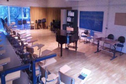 Camps pondrá en la calle a 70 profesores del Conservatorio de Música de Baleares
