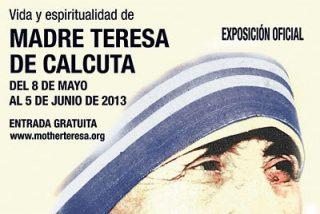 Exposición sobre la Madre Teresa en la UCV