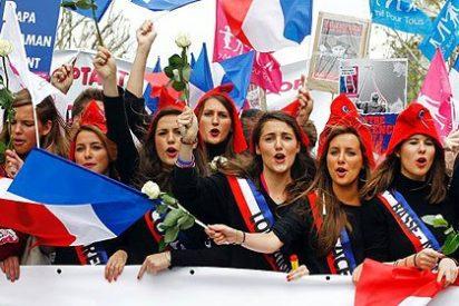 Manifestantes contra el matrimonio gay asaltan la sede del Partido Socialista en París