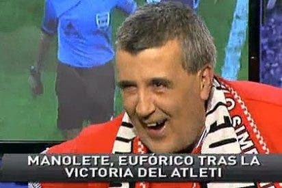 Manolete se parte de risa a cuenta de Tomás Roncero y los madridistas de 'Punto Pelota'
